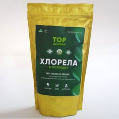 Хлорелла, Top Spirulina, порошок, 250 г