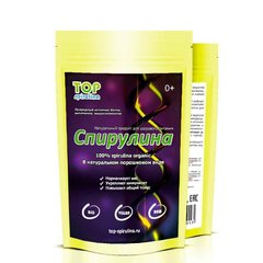 Спирулина, Top Spirulina, порошок, 500 г